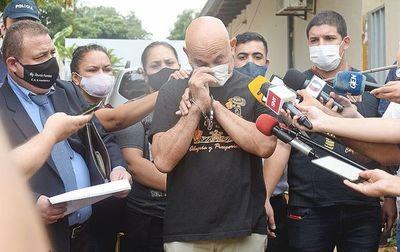 Otorgan libertad ambulatoria al capitán del Cuerpo de Bomberos denunciado por sextorsión