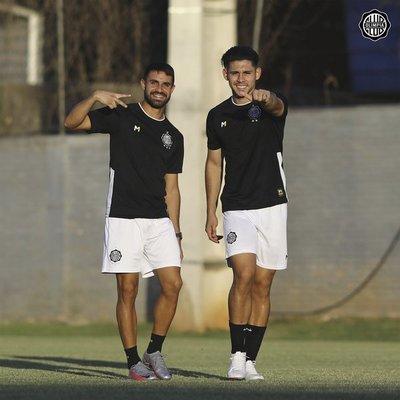 Saúl Salcedo debutará en el campeonato frente a Cerro Porteño