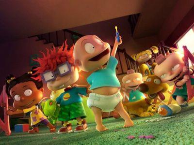 Los bebés de Rugrats regresarán en formato 3D a Paramount+