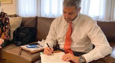 Marito veta de forma total ley subsidio a comerciantes fronterizos con la Argentina