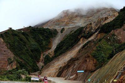 La minería de Ecuador generó 374 millones de dólares en inversión y 1.000 en exportaciones