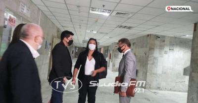 Presentan pruebas contra Nicanor ante negativa de brindar información de la EBY