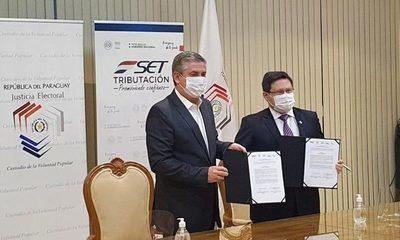 SET y TSJE firmaron convenio para control del financiamiento político – Diario TNPRESS