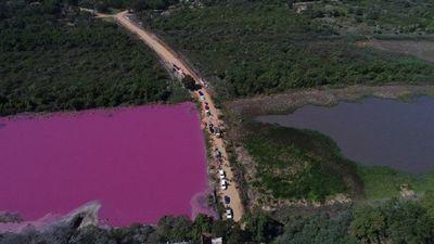 Ordenan prisión preventiva para imputado por contaminar la laguna Cerro