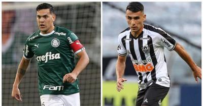 Gómez y Alonso entre los mejores centrales del fútbol brasileño 2020