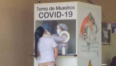 Coronel Oviedo registra 398 casos activos de Covid-19