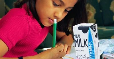 """La Nación / El programa """"Vaso de leche"""" aporta a la salud y a la economía local"""