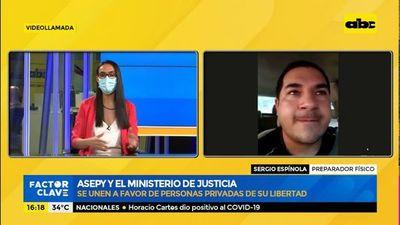 Asepy y el Ministerio de Justicia firmaron un acuerdo de cooperación