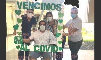 Familia de Itá logró superar el coronavirus tras una dura lucha