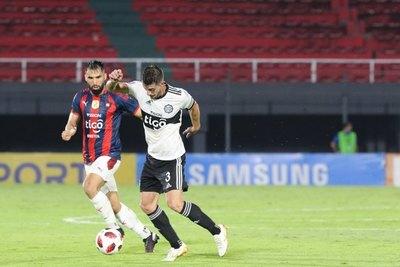 Superclásico: 'Olimpia siempre llega como favorito', afirma Balotta