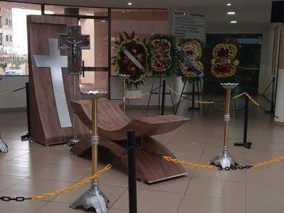 En la Municipalidad de PJC preparan velatorio de Acevedo