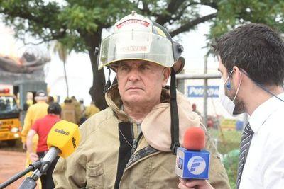 """""""El cuerpo de bomberos no es de los Valdez nomás, deseamos depurar esta institución"""""""