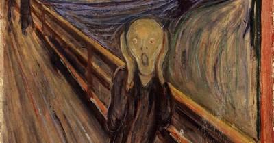 """Resuelven el misterio de la extraña inscripción de """"El grito"""" de Munch"""