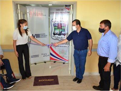 Inauguran nuevo bloque de Urgencia Pediátrica en Santa Rosa