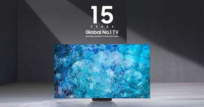 La Nación / Samsung, número 1 mundial de televisores durante 15 años consecutivos