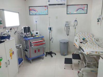 Inauguran unidad de urgencia pediátrica