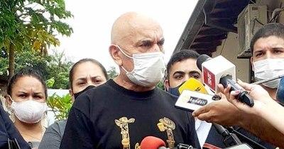 La Nación / Jueza concedió medidas alternativas a bombero