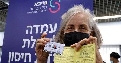 La Nación / Israel: Más del 50% de la población ya fue vacunada