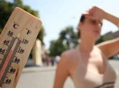 Calor para este sábado y los próximos días