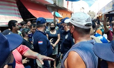 Gobernador repudia operativo extorsivo contra trabajadores del Mercado de Abasto de CDE – Diario TNPRESS