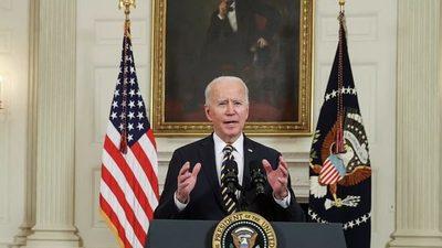 Biden lanza una advertencia a Irán: «Tenga cuidado»