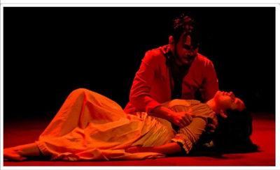 """""""La noche antes"""": Una propuesta teatral que se centra en la Guerra Grande y en una historia de amor"""