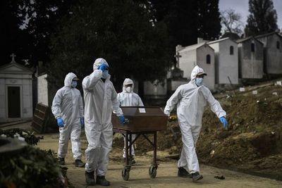 Al menos 2.518.080 muertos por coronavirus en el mundo