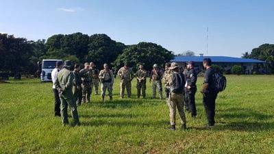 Senad confirma que perjuicio económico al narcotráfico orilla US$ 23 millones en cuatro días de operativo