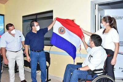 Municipalidad de Santa Rosa inaugura pabellón para Urgencias Pediátricas