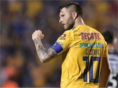 Gignac renueva tres años más su contrato con Tigres