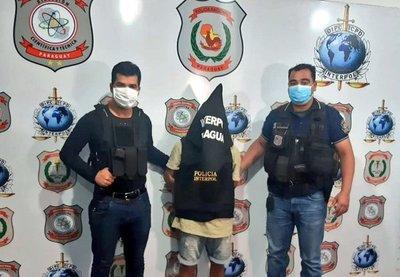 Detienen a paraguayo con orden de captura internacional por supuestos hechos de agresión sexual
