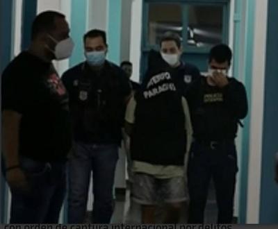 San Lorenzo; detuvieron a un hombre requerido en EEUU por delitos sexuales – Prensa 5