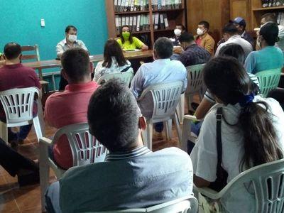 Yasy Cañy: OTEP-SN solicita equipos de bioseguridad para iniciar las clases