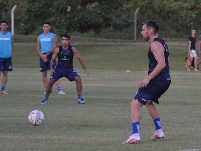 El equipo de Gustavo Florentín