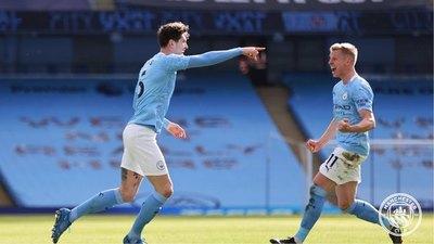 Manchester City volvió a ganar y ya suma ¡20 victorias consecutivas!
