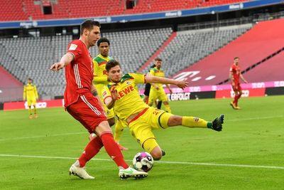 Bayern golea al Colonia con dobletes de Lewandowski y Gnabry