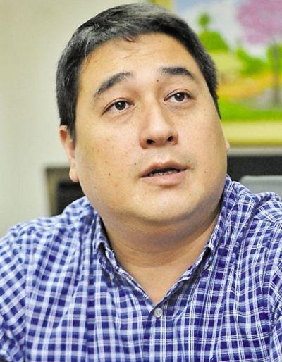 """""""Lo que nos falta consensuar es el tema de la intendencia"""", afirmó el dirigente liberal Eduardo Nakayama"""