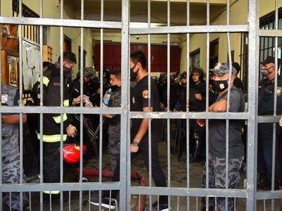 Condenan muertes de reos en Tacumbú