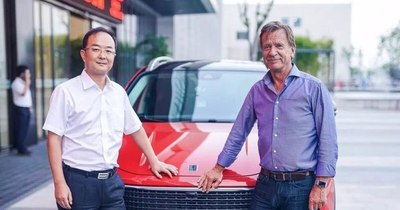 La Nación / Grupos automotores Volvo Cars y Geely Auto profundizan sinergias para fortalecerse