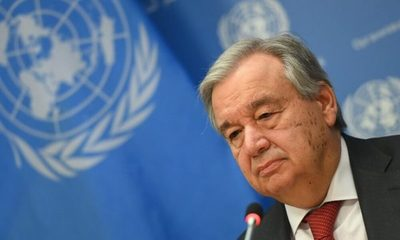 Para la ONU el «supremacismo blanco» es ya la «primera amenaza» global