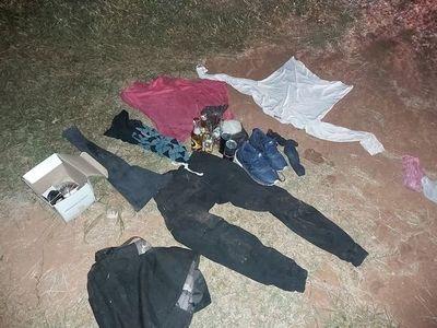 Dos detenidos en un caso de robo domiciliario