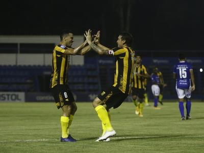 Guaraní se repone con una victoria en Villa Elisa