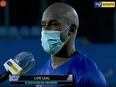 """Luis Leal: """"Sentíamos que podíamos ganar en casa"""""""