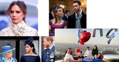 La Nación / Vic pierde dinero, René ya es famoso, los Sussex y la Reina enfrentados y la familia de Cristiano