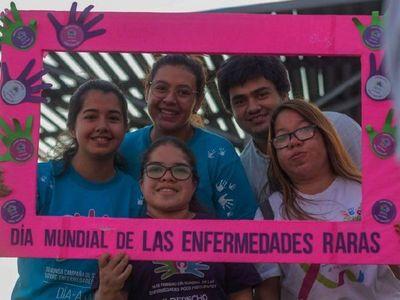 En Paraguay, cerca de 60 padecen enfermedades raras