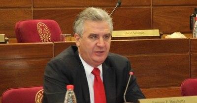 La Nación / Para Bacchetta, revisión del Anexo C debe ser prioridad en el Senado