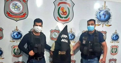 La Nación / Interpol detiene a paraguayo fugitivo de Estados Unidos