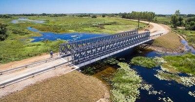 La Nación / El puente Palenque en Ñeembucú ya está terminado