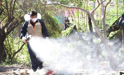 Aumentan cifras de dengue
