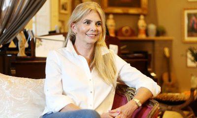 Diana Dominguez Wilson-Smith: «En tiempos de crisis o llorás o vendés pañuelos»